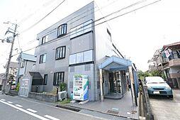 荻野MGレヂデンス2[1階]の外観