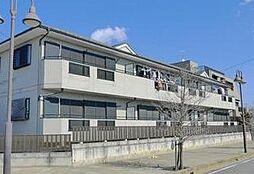 パークサイド武川[202号室]の外観