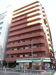 東京都新宿区四谷4丁目の賃貸マンションの外観