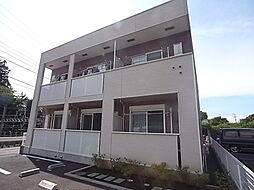 千葉県柏市増尾6丁目の賃貸アパートの外観