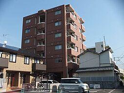 愛媛県松山市雄郡1丁目の賃貸マンションの外観