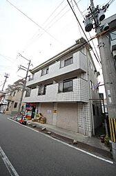 JPアパートメント尼崎II[3階]の外観