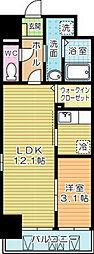 TAKADA.BLD[4階]の間取り