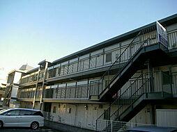 ジョイントファミーユB棟[2階]の外観