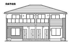 クレメント津志田A[2階]の外観