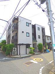 埼玉県戸田市中町2-の賃貸マンションの外観