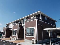 熊本電気鉄道 御代志駅 バス21分 深川下車 徒歩8分の賃貸アパート