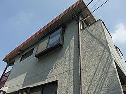 東京都練馬区羽沢の賃貸マンションの外観