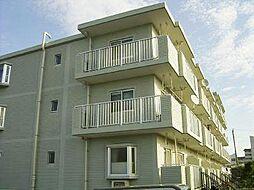 ガーデンタウン高橋[3階]の外観