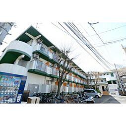 美山コーポ向ヶ丘[202号室]の外観