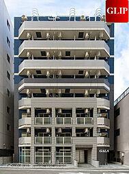 ガーラ・シティ川崎[8階]の外観