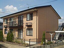オークヒルズC棟[2階]の外観