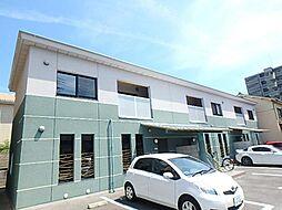 [テラスハウス] 奈良県橿原市地黄町 の賃貸【/】の外観