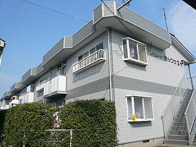 外観,3DK,面積52.99m2,賃料4.4万円,,,福岡県久留米市津福今町