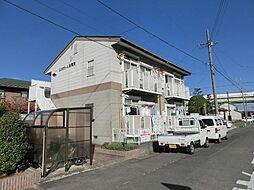 愛知県清須市春日砂賀東の賃貸アパートの外観