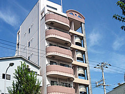 ウエストキャピタル梅田[603号室]の外観