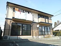 静岡県磐田市西島の賃貸アパートの外観