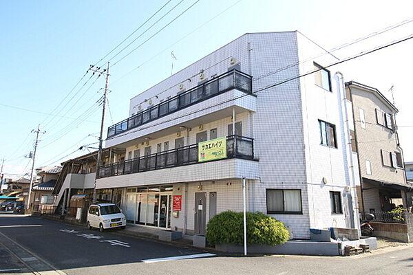 サカエハイツ 2階の賃貸【埼玉県 / 東松山市】