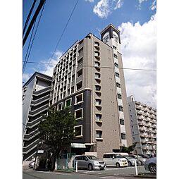 福岡県北九州市八幡東区西本町1丁目の賃貸マンションの外観