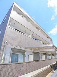 埼玉県さいたま市岩槻区愛宕町の賃貸マンションの外観
