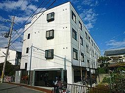 大阪府高槻市庄所町の賃貸マンションの外観