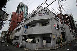 ライオンズマンション新神戸[1階]の外観