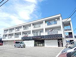 三重県鈴鹿市中江島町の賃貸マンションの外観