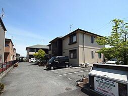 奈良県香芝市五位堂5丁目の賃貸アパートの外観