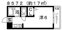河内天美駅 2.5万円