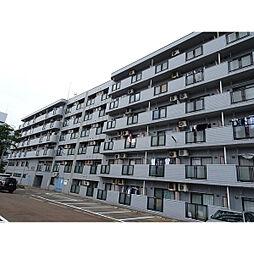 新潟県新潟市中央区米山の賃貸マンションの外観