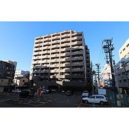 新潟県新潟市中央区下大川前通2ノ町の賃貸マンションの外観