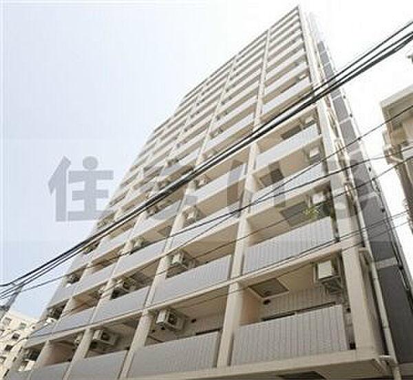 プライムアーバン飯田橋[11階]の外観