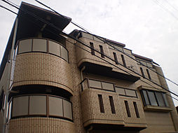 兵庫県神戸市兵庫区上祇園町の賃貸マンションの外観