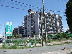 ライオンズマンション明石二見[6階]の外観