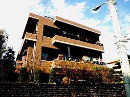 プラセール上青木[101号室]の外観