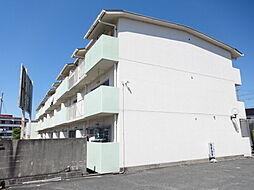 サンマックマンション[1階]の外観