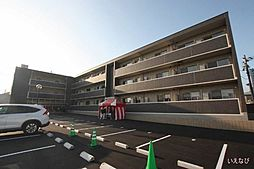 広島県福山市明神町1丁目の賃貸マンションの外観