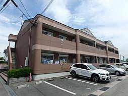 兵庫県加古郡播磨町古田1丁目の賃貸アパートの外観