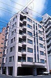 中島公園マンション[4階]の外観