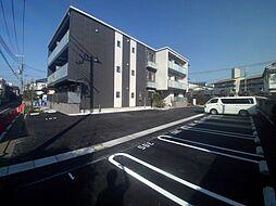 シャーメゾン西明石藤江[202号室]の外観