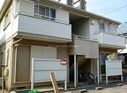 東京都小金井市貫井北町3丁目の賃貸アパートの外観