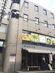 東京都渋谷区恵比寿南1丁目の賃貸マンションの外観