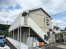 ハイツ平成[1階]の外観
