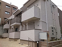アルビコッコ[2階]の外観