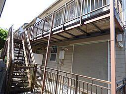 プレジール石坂[101号室号室]の外観