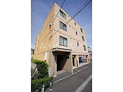 北海道札幌市白石区平和通6丁目北の賃貸マンションの外観
