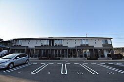 徳島県徳島市東吉野町2丁目の賃貸アパートの外観