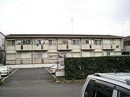 埼玉県蕨市錦町1丁目の賃貸アパートの外観