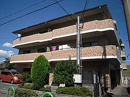 大阪府茨木市玉島2丁目の賃貸マンションの外観