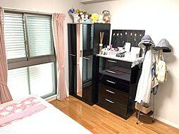 家具を設置してもお部屋を広くお使いいただけます。